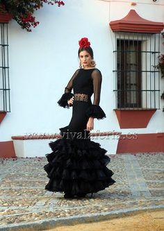 Modelo Lujo www.vivalaferia.es