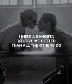 Gangsta // Kehlani // Suicide Squad