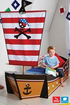 Delightful KidKraft Pirate Toddler Bed   Kids Room Wish List   Pinterest   Toddler Bed,  Kid Kraft And Kids Rooms