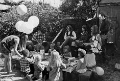A Birthday Party in the Haight-Ashbury, 1967