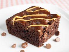 Maapähkinäinen brownie