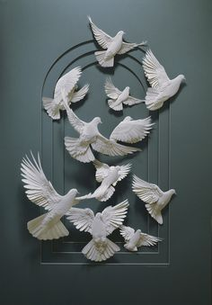 Paperart37 in Showcase of Amazing Paper Made Artworks and Sculptures