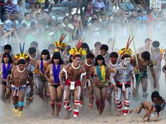 2015 Les 1er Jeux Mondiaux des Peuples Indigènes