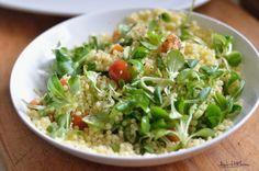 Pui și sparanghel — Adi Hădean Cabbage, Grains, Rice, Vegetables, Food, Essen, Cabbages, Vegetable Recipes, Meals