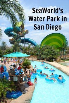 Aquatica - San Diego's Waterpark in San Diego