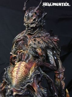Garage kit SHOP creature horror SF Predator Alien movie zombie sale