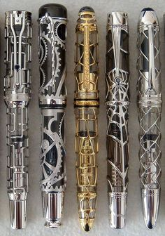 skeletons | MONTBLANC PEN LOVER -ma0ca- | Flickr