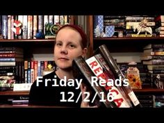 Friday Reads 12-2-16