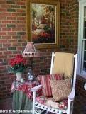 front porch pillows