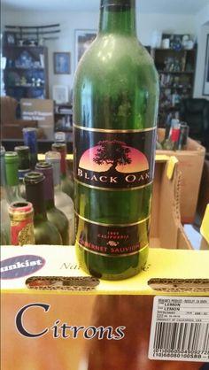 Black Oak 1999 Cabernet Sauvignon