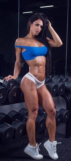 Fitness Girls daily pics for motivation Style Fitness, Moda Fitness, Fitness Motivation, Fitness Goals, Gym Fitness, Fitness Inspiration, Sport Treiben, Model Training, Ripped Girls