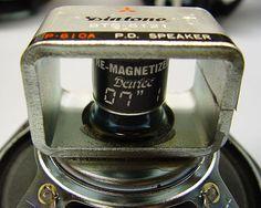 DIATONE P-610A Al-Ni-Co Magnet