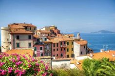 Everybody goes to Cinque Terre, but the peaceful fishing village of Tellaro is just as stunning. Som... - Thinkstock