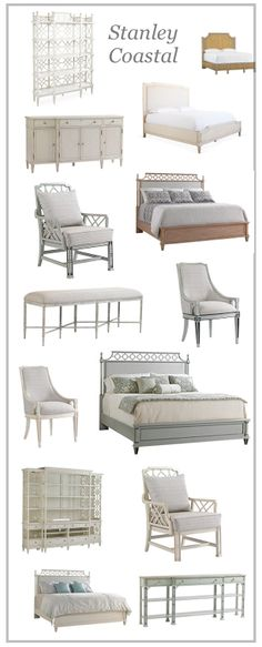 This is some of my favorite furniture right now, I buy it all the time for clients. Gorgeous!!
