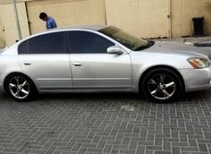 Nissan Altima (2.5) 2007 Family Car For Urgent Sale! (Negotiable)
