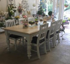French Country Dining Table Cottage Styled Tables Gumtree