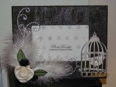 Altered Frame by TRome625 - Cards and Paper Crafts at Splitcoaststampers