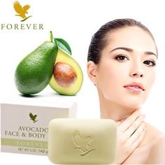 Avocado Face and Body Soap - online shopping bd from Buy genuine any FOREVER Living Products best price online in Bangladesh Forever Living Aloe Vera, Forever Aloe, Clean9, Sante Bio, Forever Living Business, Body Soap, Forever Living Products, Hygiene, Face And Body