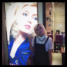 Sophie Sumner and . Sophie Sumner, Charriol, Lifestyle, Coat, Instagram, Fashion, Moda, Sewing Coat, Fashion Styles