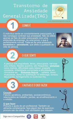 Sobre Transtorno de Ansiedade Generalizada