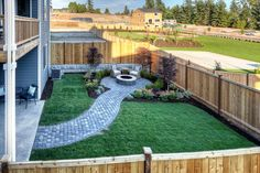 Nice Conventional Panorama and Yard with exterior stone flooring & Fence in federal means, WA.  Check out more by going to the picture link