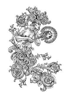 MitoQuillo 3, #Dibujos e #Ilustraciones #Illustrations de Tony Carbonell #Cadiz