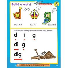 My First Phonics Activity Book Phonics Books, Phonics Activities, Educational Activities, Learning Activities, Phonological Awareness, New Classroom, Child Friendly, Cvc Words, Learn To Read