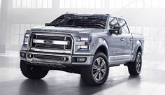 Ford Atlas F-150 - Slated for release in 2014?