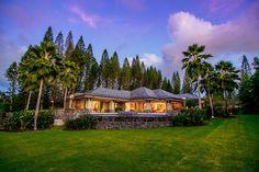 Spectacular Estate in Kapalua, Maui