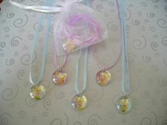 Tinkerbell  Party Favors by KarensCrownCreations on Etsy, $18.00