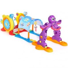 Lil Oceans Explorers 3-in-1 Adventure Course from Little Tikes + Giveaway ~ My MisMatched World