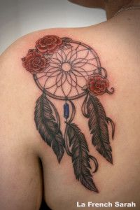 Tatouage attrape r ve 55 dessins de l 39 objet am rindien 3 tatouage attrape r ve pinterest - Tatouage attrape reve homme ...