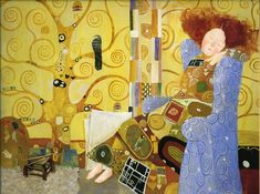 çizgili masallar: Lisa and Her Dreams by Zhenia Gapchinska