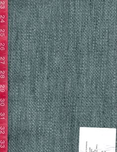 Silk And Viscose Heavy Duty Large Blue Gray Fabric Swatch Designer Luxury Upholstery Sample Piece 17 X Home Decor