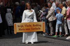 Maria ommegang 2014