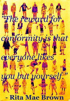conformity..