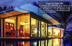 Casa La Cascada-Cabo San Lucas.  To rent this amazing vacation home go to www.lunapm.com