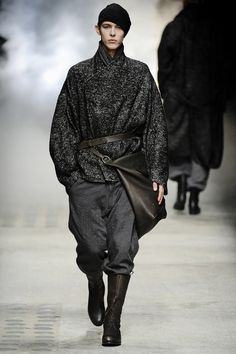 Damir Doma A/W 2010 - 2012 Men's collection