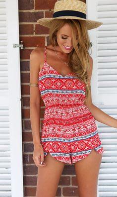Mura Online Fashion Boutique | Little Lane Playsuit