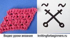 Tunisian Crochet Stitches, Pattern Fashion, Doilies, Crochet Hooks, Knitting, Projects, Inspiration, Videos, Crochet Stitches