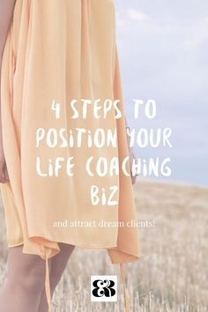 Learn how to position yourself as a Life or Health Coach to stand out from the crowd and connect with your Ideal Clients! #lifecoach #healthcoach