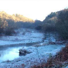 @AndrewJonWaller - Winter walks in the Parc naturel régional d'Armorique @BrittanyFerries #ForAnyone