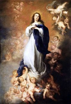 mystical body of christ | The Immaculate Conception of the Venerable Ones, or of Soult by ...