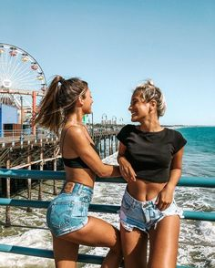 65 ideas for photography ideas bff best friend pictures summer Bff Pics, Photos Bff, Cute Friend Pictures, Friend Photos, Teenage Love Pictures, Fair Pictures, Insta Pictures, Photo Summer, Summer Photos