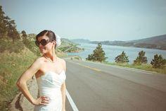 Alicia & Sean - A Beautiful Colorado Wedding - http://www.inspiredbride.net/2014/04/06/alicia-sean-a-beautiful-colorado-wedding/