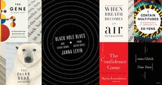 The Greatest Science Books of 2016 - From the sound of spacetime to time travel to the microbiome, by way of polar bears, dogs, and trees. - BY MARIA POPOVA -  https://www.brainpickings.org/2016/12/07/best-science-books-2016/?utm_source=Brain+Pickings&utm_campaign=82c21edbf8-EMAIL_CAMPAIGN_2017_01_27&utm_medium=email&utm_term=0_179ffa2629-82c21edbf8-236232333&mc_cid=82c21edbf8&mc_eid=e067907db0