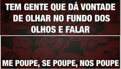 #Frases...☆ com #Humor #Irreverência #ironia *