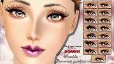 sims 4 cc eyelashes - Google Search