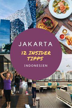 Du möchtest deinen Indonesien Urlaub in Jakarta starten – und womöglich ein paar Tage in der Hauptstadt in Java verbringen bevor es nach Bali, Lombok, Sumatra oder Sulawesi geht? Dann macht dich auf einen Großstadtkick gefasst. Denn hier kommen unsere absoluten 12 Jakarta Tipps: von Nightlife, Restaurants, Malls bis Yoga. Für einen abwechslungsreichen Start in Jakarta Indonesien und die perfekte Indonesien Reise. #jakartaindonesien #jakartatipps #jakartatravel #javaindonesien #javareise