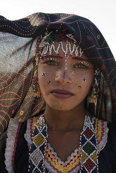Rajasthan India, Faces, Rajasthan Gypsy